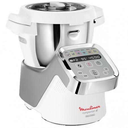 Robot de Cozinha Moulinex HF806EPT